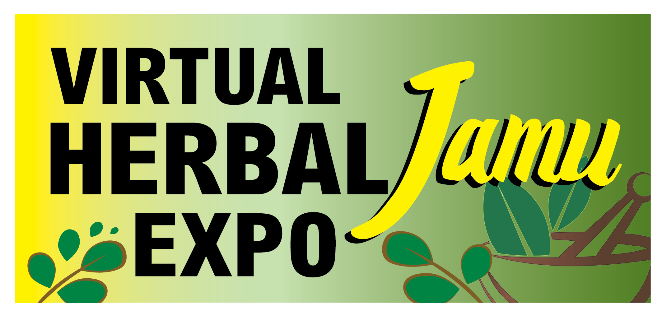 VIRTUAL HERBAL AND JAMU INDONESIA EXPO 2020